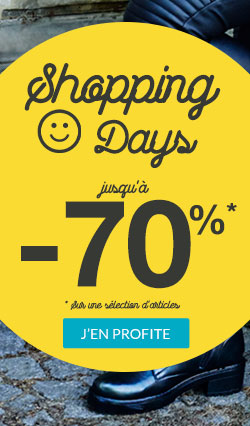 -70% Shopping Days